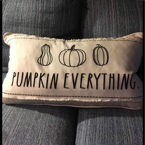 Rae Dunn Fall Lumbar Pillow
